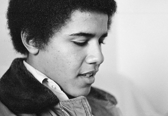 barack obama young - photo #18